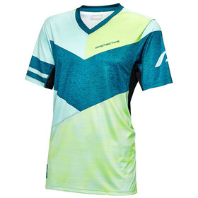 Protective P-MX-60 Bike Jersey Shortsleeve Men green/teal